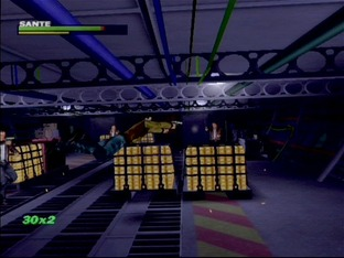 Test Dead To Rights Gamecube - Screenshot 2