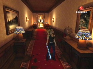 Test Eternal Darkness : Sanity's Requiem Gamecube - Screenshot 23