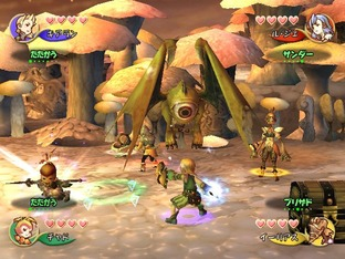 Final Fantasy Crystal Chronicles NGC - Screenshot 19