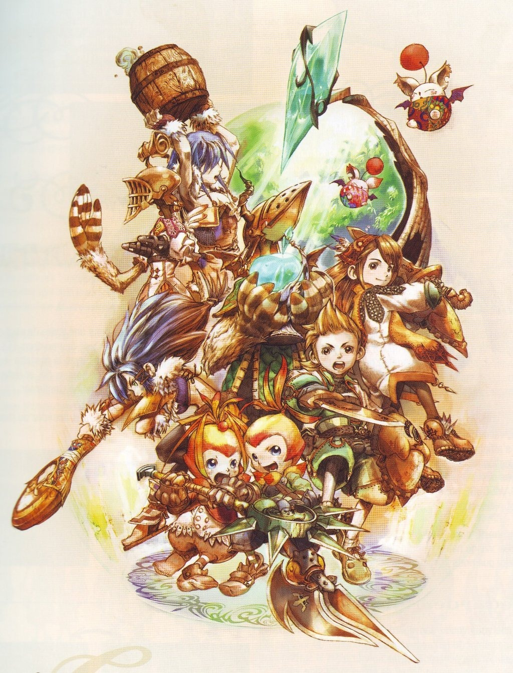jeuxvideo.com Final Fantasy Crystal Chronicles - Gamecube Image 158