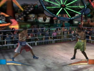 Test Fight Night : Round 2 Gamecube - Screenshot 11