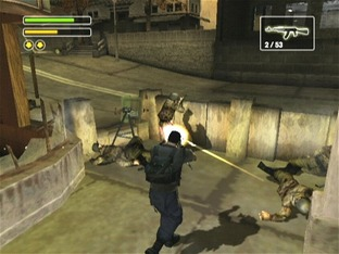 Test Freedom Fighters Gamecube - Screenshot 1
