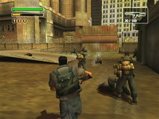 Test Freedom Fighters Gamecube - Screenshot 2
