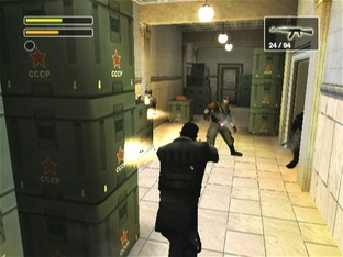 Test Freedom Fighters Gamecube - Screenshot 3
