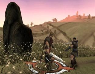 Test Gladius Gamecube - Screenshot 13