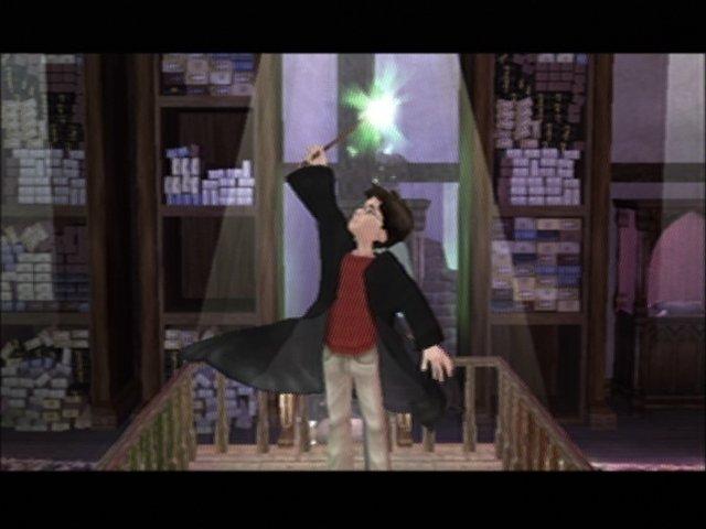 Harry Potter à l'Ecole des Sorciers