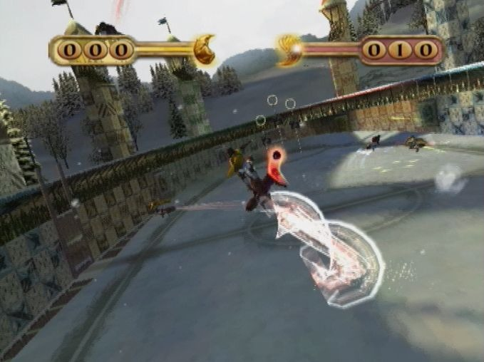 Images Harry Potter : Coupe du Monde de Quidditch Gamecube - 26