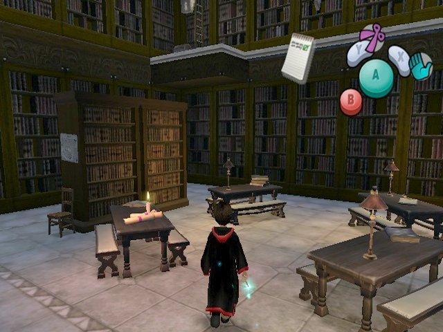 Harry potter et la chambre des secrets nintendo gc - Harry potter et la chambre des secrets vf ...