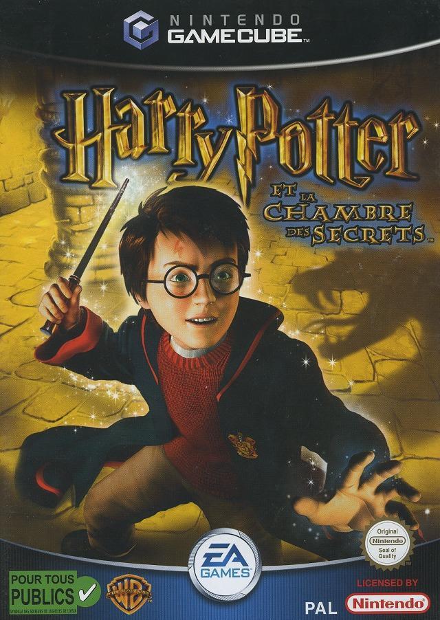 Harry potter et la chambre des secrets sur gamecube - Harry potter et la chambre des secrets ps1 ...