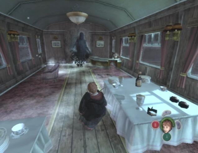 jeuxvideo.com Harry Potter et le Prisonnier d'Azkaban - Gamecube Image