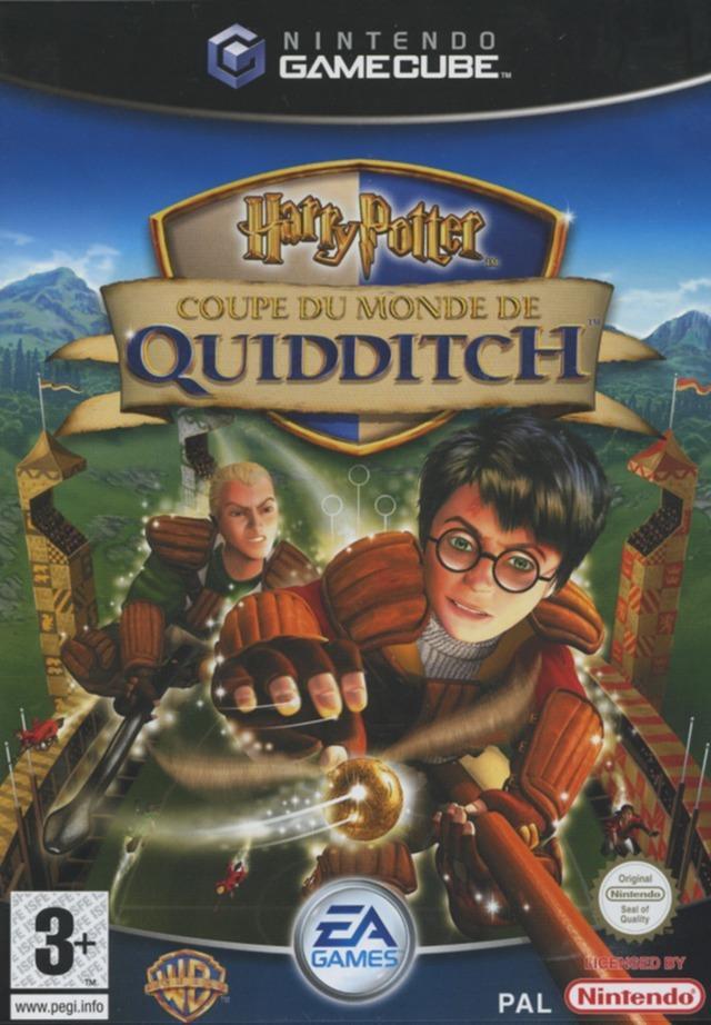 Harry potter coupe du monde de quidditch sur gamecube - Harry potter coupe du monde de quidditch ...