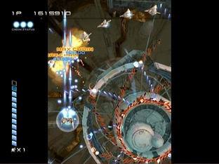 Test Ikaruga Gamecube - Screenshot 10