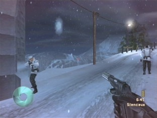Test James Bond 007 : Nightfire Gamecube - Screenshot 14