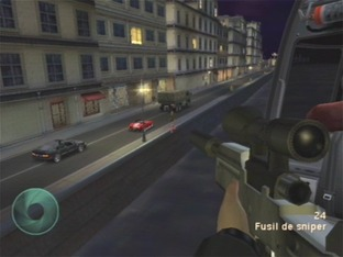 Test James Bond 007 : Nightfire Gamecube - Screenshot 17