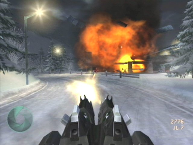 Images 007 : Nightfire Gamecube - 21