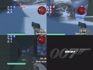 Test James Bond 007 : Nightfire Gamecube - Screenshot 20