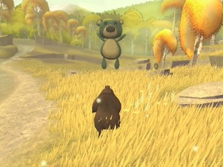 Test Les Rebelles De La Foret Gamecube - Screenshot 1