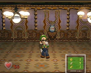 Test Luigi's Mansion Gamecube - Screenshot 11