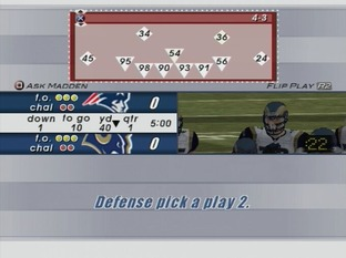 Test Madden NFL 2003 Gamecube - Screenshot 12