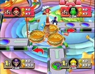 Test Mario Party 4 Gamecube - Screenshot 19