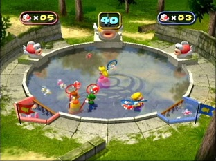 Test Mario Party 4 Gamecube - Screenshot 21