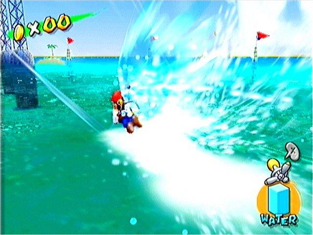 2ème épreuve: Le plus de jeux avec Mario Marsgc027