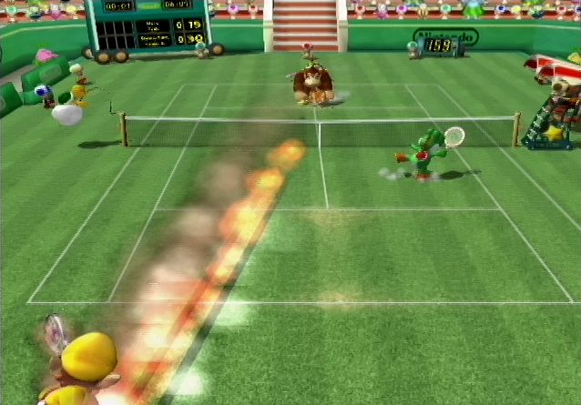 Mario Power Tennis ( A ne pas rater !!!) Mategc191