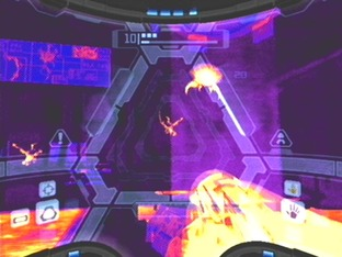 Test Metroid Prime Gamecube - Screenshot 23
