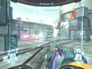 Test Metroid Prime Gamecube - Screenshot 24