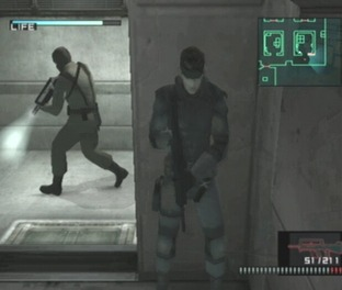 Metal Gear Solid : The Twin Snakes Gamecube
