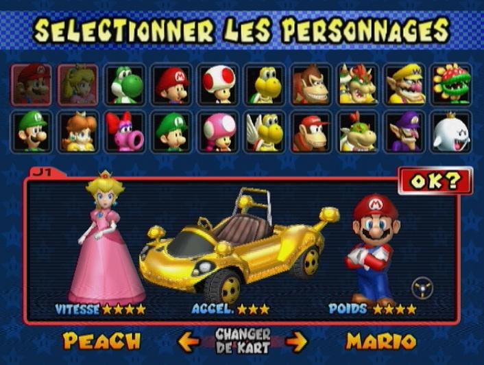Resultado de imagem para mario kart double dash personagens