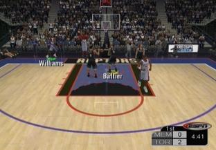 Test NBA 2K3 Gamecube - Screenshot 11