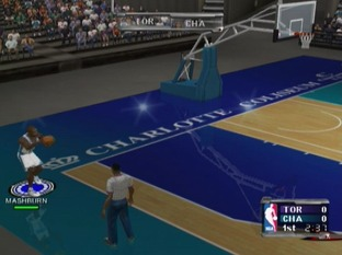 Test NBA Courtside 2002 Gamecube - Screenshot 15