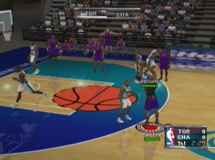 Test NBA Courtside 2002 Gamecube - Screenshot 16