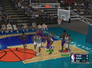 Test NBA Courtside 2002 Gamecube - Screenshot 18