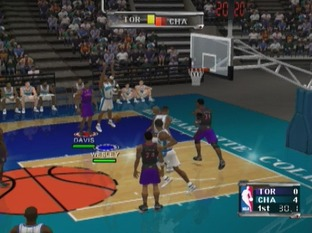Test NBA Courtside 2002 Gamecube - Screenshot 20