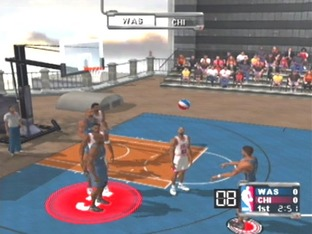 Test NBA Courtside 2002 Gamecube - Screenshot 9