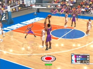 Test NBA Courtside 2002 Gamecube - Screenshot 11