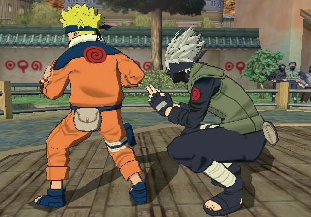 Naruto : Clash of Ninja - European Version