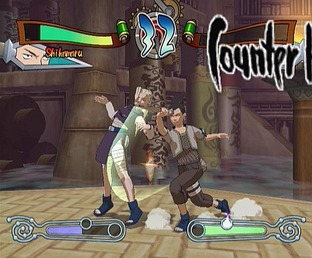 Test Naruto : Clash Of Ninja Gamecube - Screenshot 13