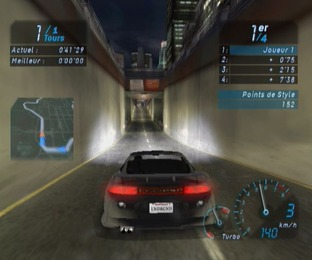 Test Need For Speed Underground Gamecube - Screenshot 12