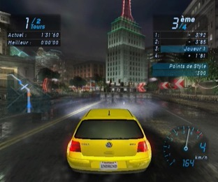 Test Need For Speed Underground Gamecube - Screenshot 17