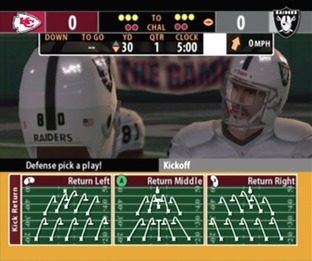 Test Madden NFL 2005 Gamecube - Screenshot 13