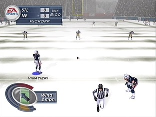 Test Madden NFL 2003 Gamecube - Screenshot 5