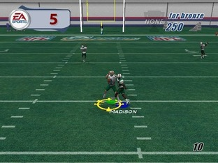 Test Madden NFL 2003 Gamecube - Screenshot 6
