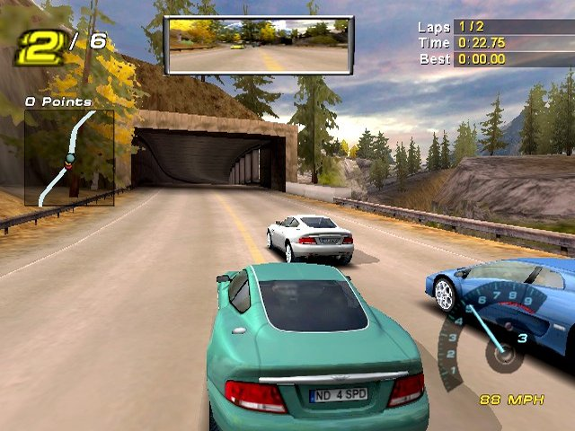 jeuxvideo.com Need for Speed : Poursuite Infernale 2 - Gamecube Image