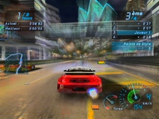 Test Need For Speed Underground Gamecube - Screenshot 4