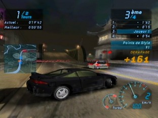 Test Need For Speed Underground Gamecube - Screenshot 5