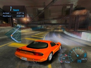 Test Need For Speed Underground Gamecube - Screenshot 7