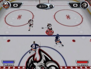 Test NHL Hitz 2002 Gamecube - Screenshot 13